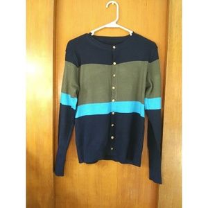 Cute button up unisex sweater